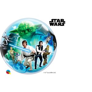 "22""M. STAR WARS BUBBLES"