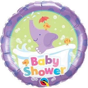 "18""M. BABY SHOWER ELEPHANT"