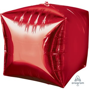 """15""""M.CUBE RED"""