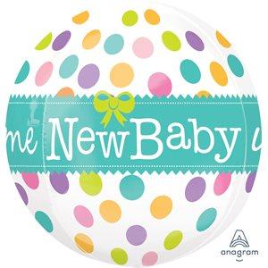 "15""M. NEW BABY"