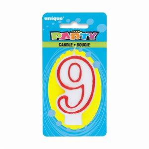"""CHANDELLE DELUXE NUMERO """"9"""""""