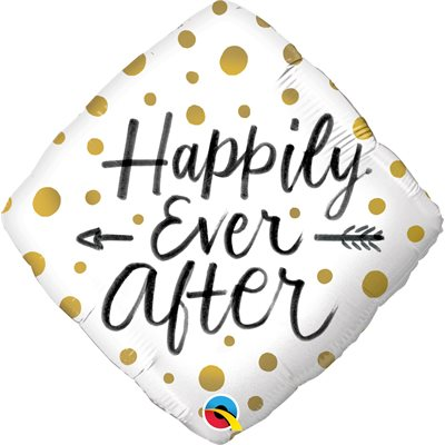 M .18'' HAPPILY EVER AFTER