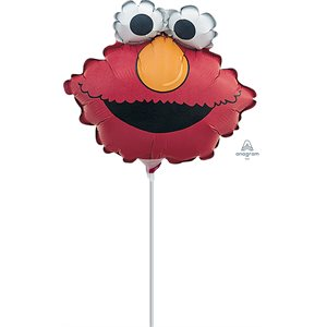 ELMO HEAD SHAPE M.14""