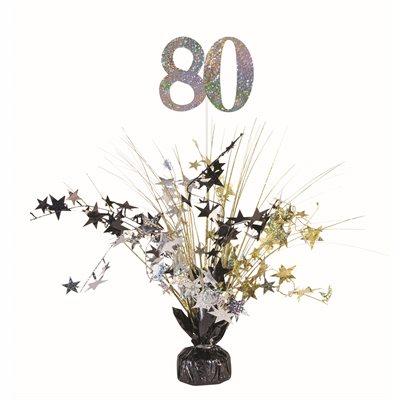 18''.SP OCC GOLD / SILVER / BLACK 80